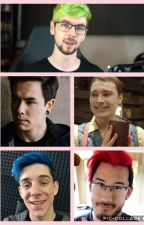 Youtuber Preferences  by ForgottenandDistrest