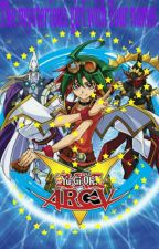 The Mysterious Girl With Four Names {A Yugioh Arc-V Fanfic} by Kimokitcat
