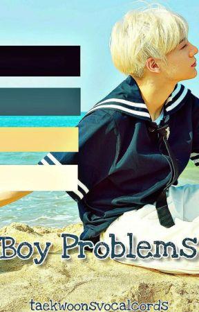 ✔️ Boy Problems • Jaeno/NoMin • by taekwoonsvxcalcxrds