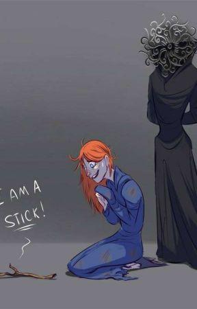 I am a Stick. by Ninjacatsrule100