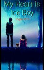 My Heart is Ice Boy  by claudyamarshanda_
