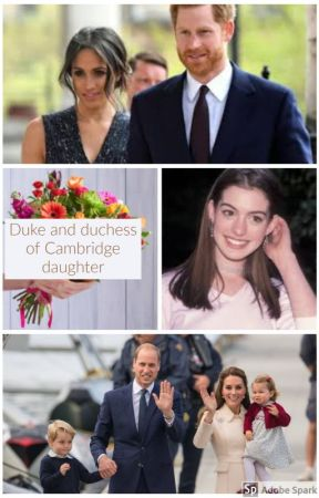 Duke and Duchess of cambridge daughter by unknowntotheworld225