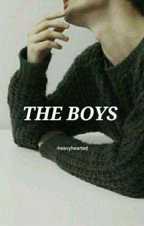 THE BOYS by -kingprincess