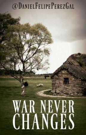 War never changes by DanielFelipePerezGal