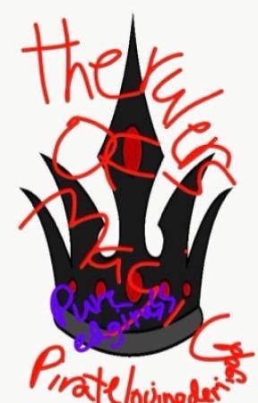 Rulers of Magic(Up For Adoption)  by piratelovingdemigod