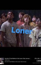 Loner (Richie X reader) by fandomofnewsies