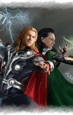 Brother, The Sun Shines On Us Again (Loki & Thor) by ReinaOfAsgard