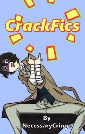 The Big Book of Crackfics by NecessaryCringe