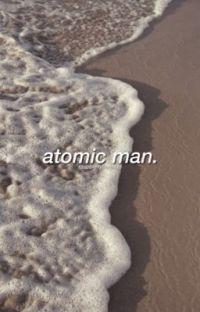 atomic man, john murphy. cover