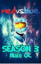 Red vs Blue Season 3: Male Oc by xSpartanLeox