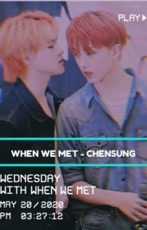 It all started with a follow request . ♥ (Chensung) by JJK_angel