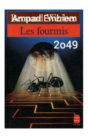 Les Fourmis tueuses by ampadembiem