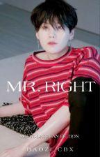 Mr. Right    Min Yoongi by baozi_cbx