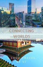 CONNECTING WORLDS | Park Jimin [ON HOLD] by We_Jay