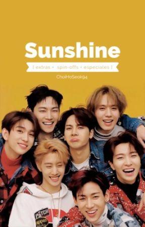 SUNSHINE ☀️ EXTRA by ChoiHoSeok94