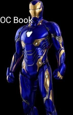 OC book  by Jedimaster129