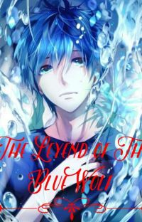 The Legend of the Blue Wolf cover