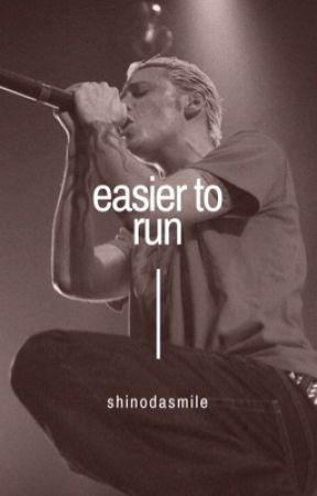 easier to run • bennoda  by shinodasmile