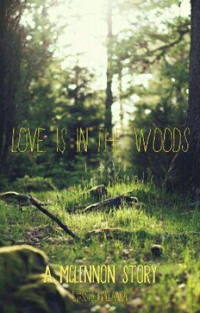 Love Is In The Woods - McLennon by SgtJohnlennon