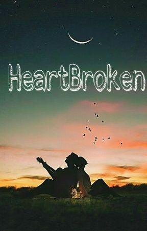 Heartbroken by WriterRosa34