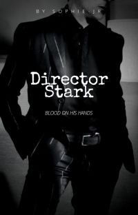 Director Stark - Blood on his hands cover