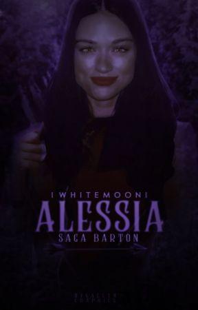 ALESSIA | Marvel by IWhiteMoonI