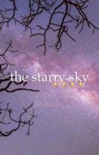 the starry 🌌 sky by giiorgiaaax
