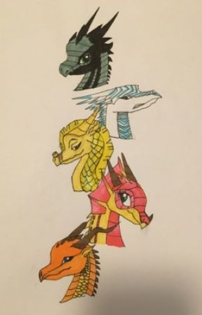 Wings of Fire: Truth or Dare (With the Jade Winglet) by LongEvities