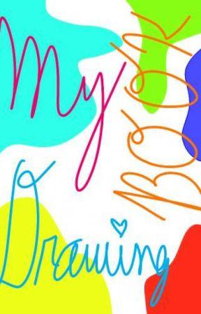 My Drawing Book!!! by Yarm_Apriline