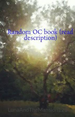 Original RP (RP With My OCs) by JustLu52