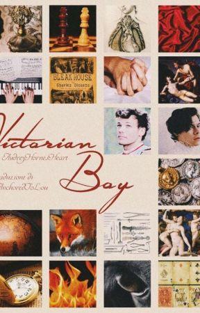 Victorian Boy    Italian translation    Larry Stylinson    by AnchoredtoLou