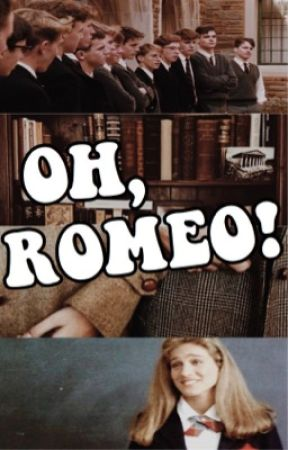 Oh, Romeo!   Dead Poets Society by unexpectedsong