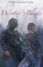 Winter's Blade // Bucky Barnes by criskearbs