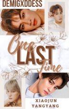 One Last Time (WayV - Xiaojun AU   WayV - Yangyang AU) by demigxddess