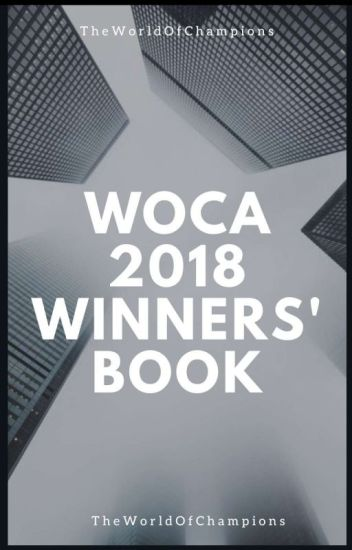 WOCA WINNERS' BOOK Editions I - III
