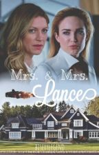 Mrs. and Mrs. Lance (AvaLance) by bisexylegend