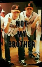 not my brother | showhyuk by minhaepa
