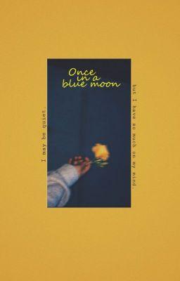  Kookmin  Once in a blue moon