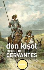 Don Kişot by dunyaklasiklerioku