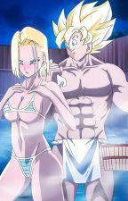 Son Goku  by Goku_Dragneel