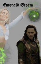 Emerald Storm [Loki] by abbielpxo