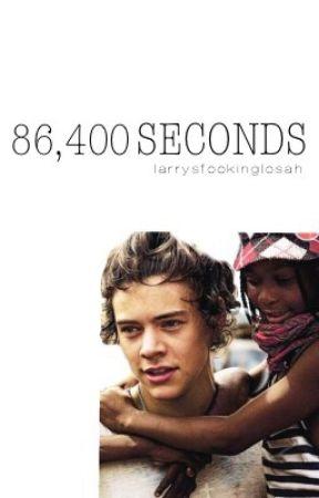 86,400 Seconds // harry styles by larryslosah