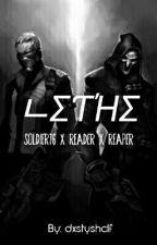 ᄂΣƬΉΣ   [Soldier76 x Reader x Reaper] by dxstyshclf