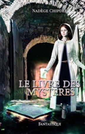Le Livre des Mystères  by NadegeChipdel