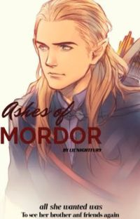Ashes of mordor cover