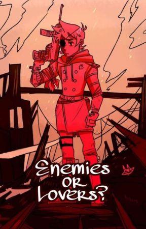Enemies or Lovers? ( Tord x Reader) by cupcakegodforlife