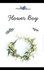 flower boy - taegi - by jokingacademy_