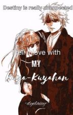 I FELL INLOVE WITH MY KUYA-KUYAHAN  by dyelaiey