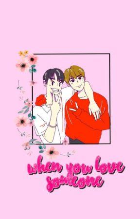 when you love someone; jaedo  by caroweird