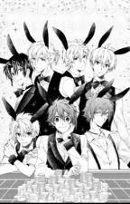 Obsessedish with idols (IDOLiSH7 x Reader) by Nerrrdo